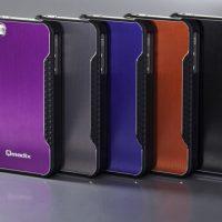 Qmadix Metalix iPhone Case
