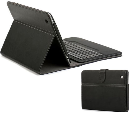 Qmadix Portfolio with Bluetooth Keyboard
