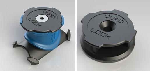 Quad Lock Mounting System