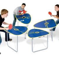 Quad Table Tennis Game