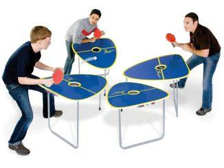 Quad Table Tennis Game