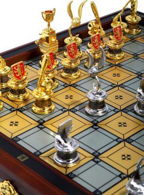Quidditch Chess Set