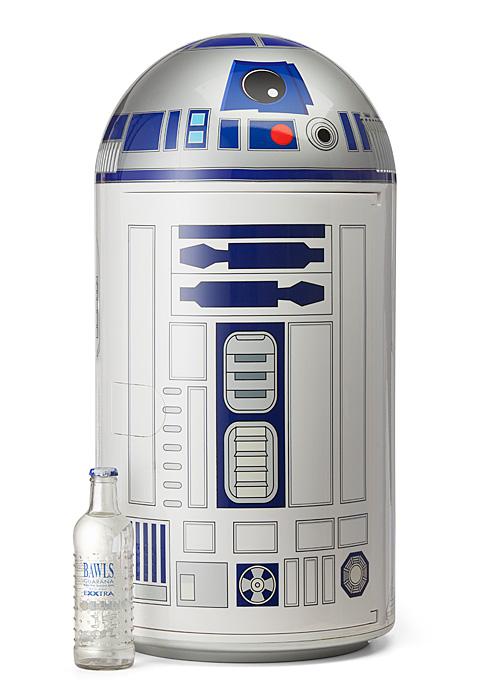R2-D2 14 Liter Fridge