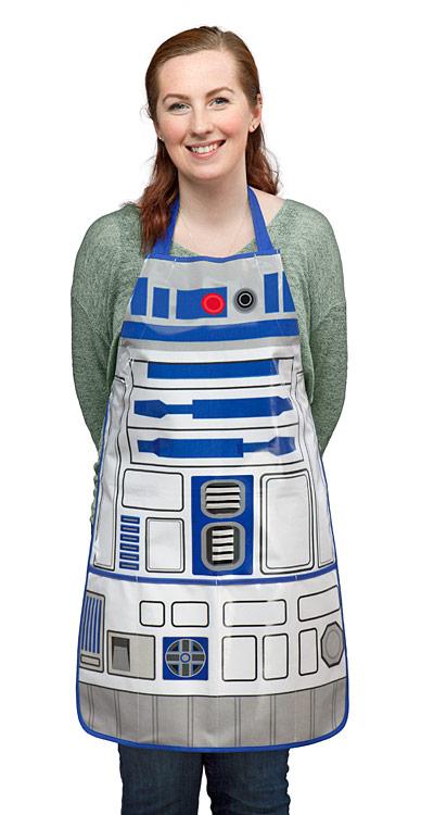 R2-D2 BBQ Apron