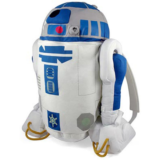 R2-D2 Back-Buddies Backpack