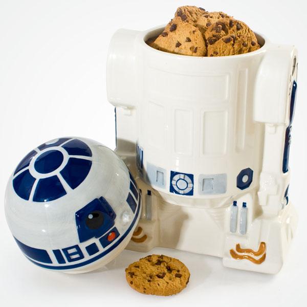 Star Wars R2 D2 Cookie Jar