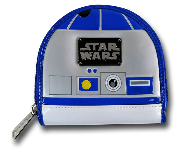 R2-D2 Faux Leather Coin Purse