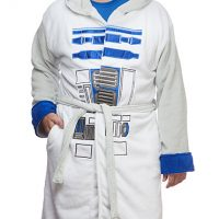 R2-D2 Fleece Robe