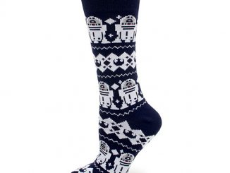 R2-D2 Holiday Dress Socks