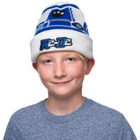 R2-D2 Kids Beanie and Glove Set