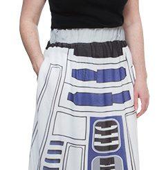 R2-D2 Maxi Skirt
