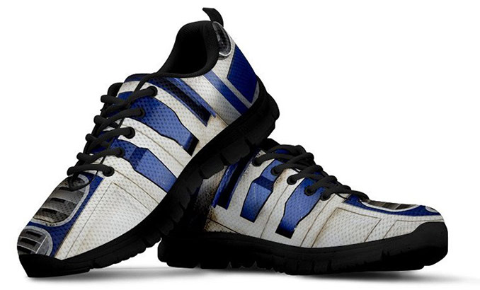 R2-D2 Sneakers for Men and Women