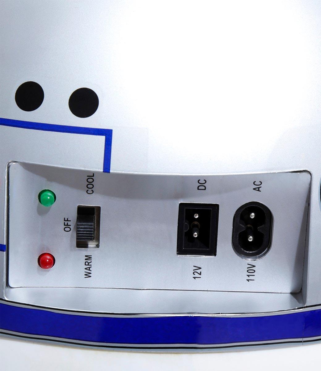 Star Wars R2 D2 Mini Fridge