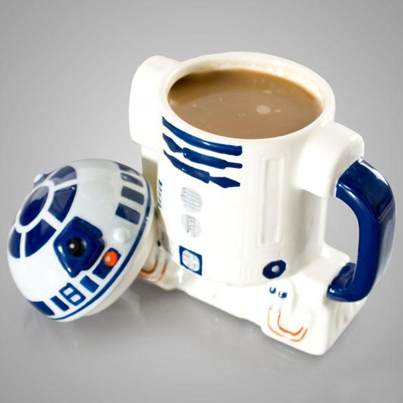 R2-D2 Mug with Lid