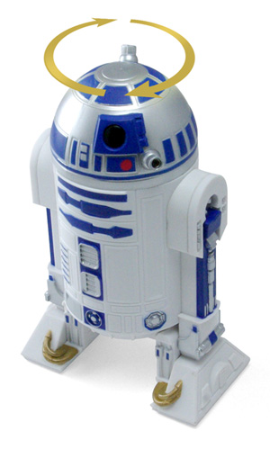 R2-D2 Peppermill