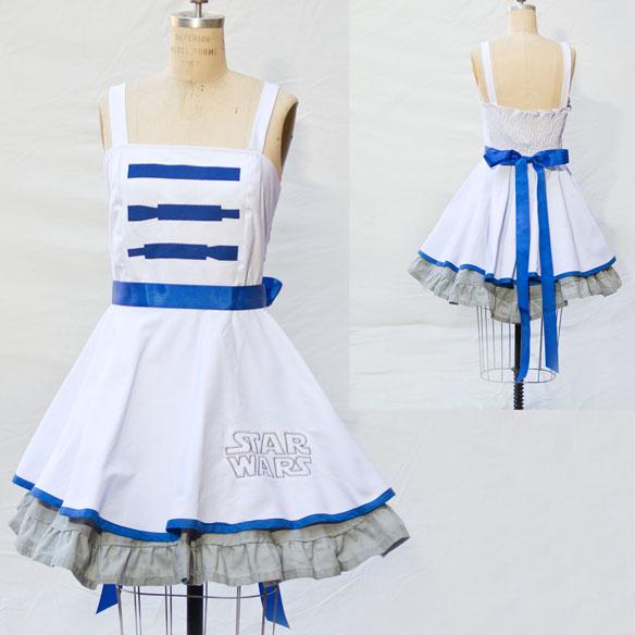 R2-D2 Retro Style Star Wars Dress
