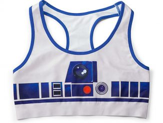 R2-D2 Seamless Sports Bra