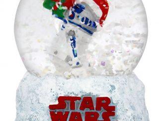 R2-D2 Snow Globe