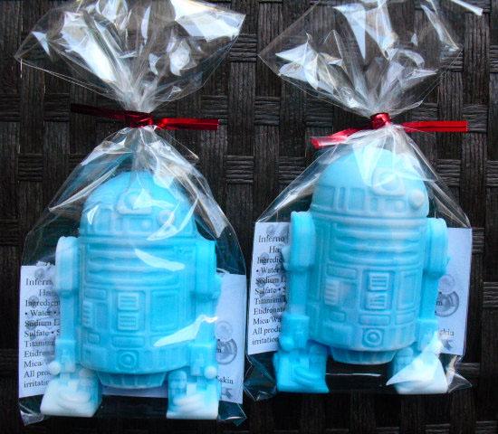 R2-D2 Soap Bar