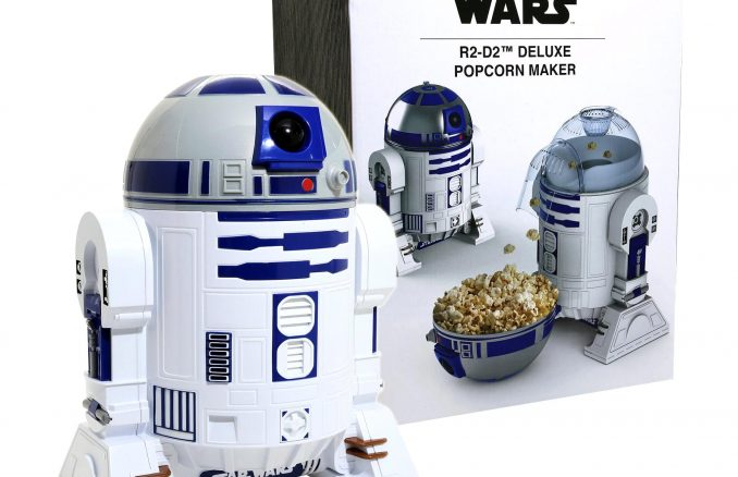 Star Wars R2-D2 Deluxe Popcorn Maker