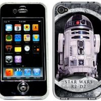 R2-D2 Star Wars Handmade iPhone 4 4S Case