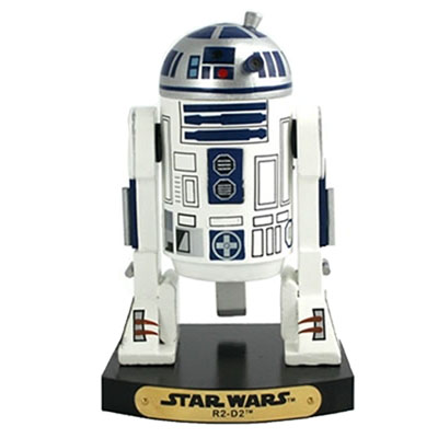 R2-D2 Wood Nutcracker