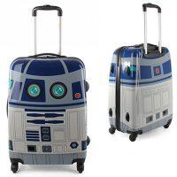 R2-D2 suitcase