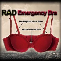RAD Emergency Womens Bra