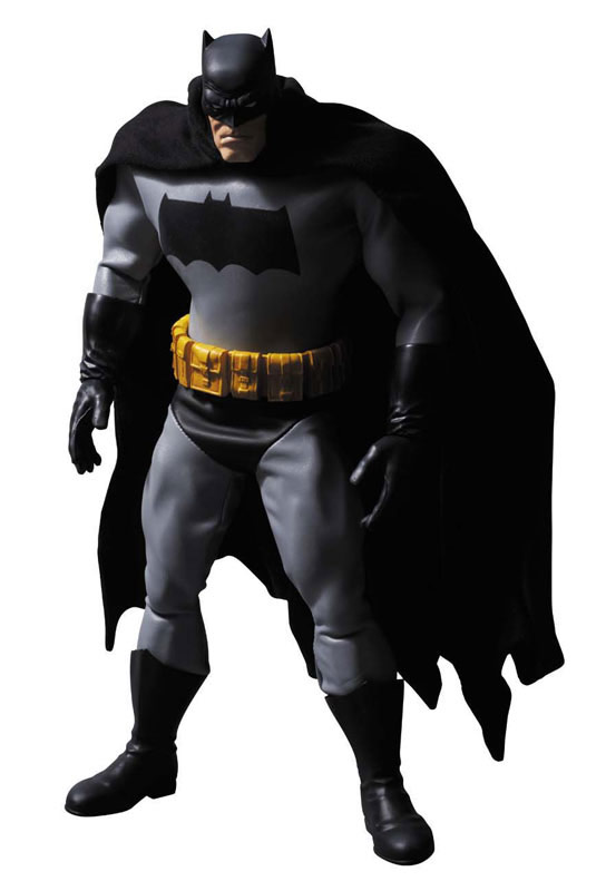 RAH Dark Knight Returns Batman Figure