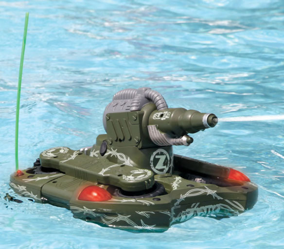 RC Armored Drink Carrier
