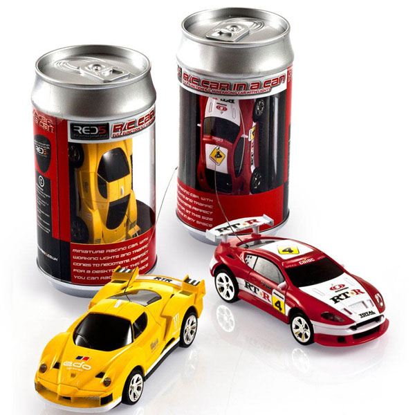 RC Car In A Can