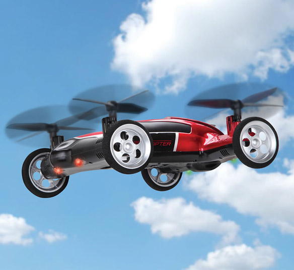 RC Flying Car