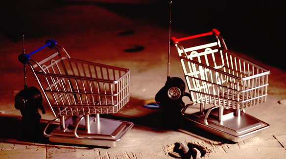 RC Shopping Carts