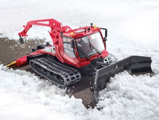 RC Snowplow