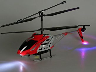 RC Spy Gryo Video Helicopter