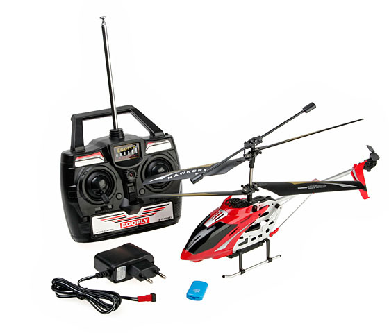 RC Spy Gyro Helicopter