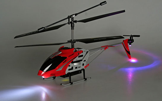 R C Spy Gyro Video Recording Helicopter
