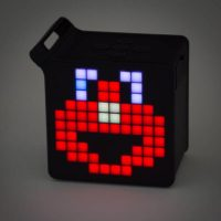RED5 App LED Bluetooth Speaker