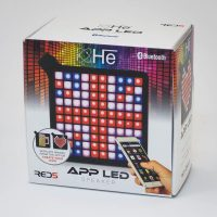 RED5 App LED Speaker
