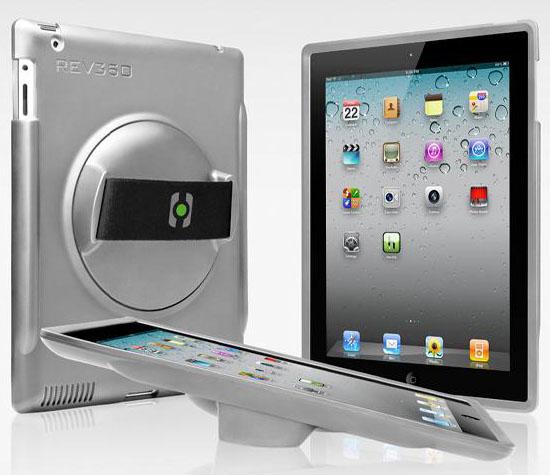 REV360 iPad Case