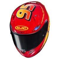 RPHA 11 Pro Lightning McQueen Motorcycle Helmet