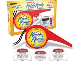 Racers Ready Whistle Game