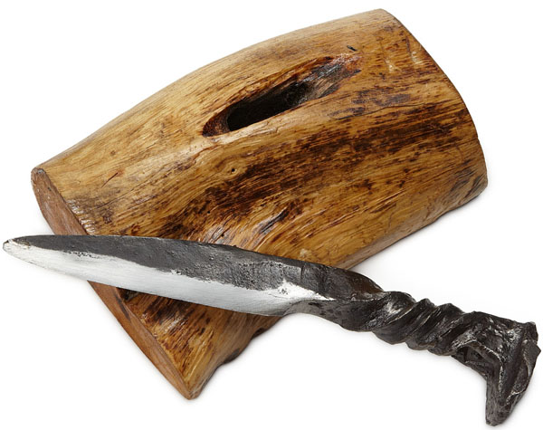 Railroad Spike Letter Opener