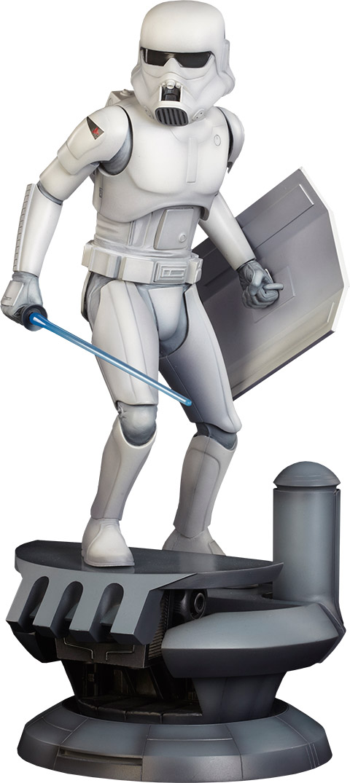 Ralph McQuarrie Star Wars Stormtrooper Statue