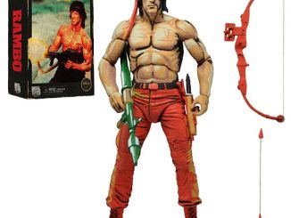 Rambo First Blood Part II Classic Video Game Appearance 7-Inch Action Figure
