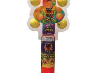 Ramrocket Fireworks Light-Up Fireballs