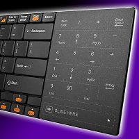 Rapoo E9080 Wireless Keyboard
