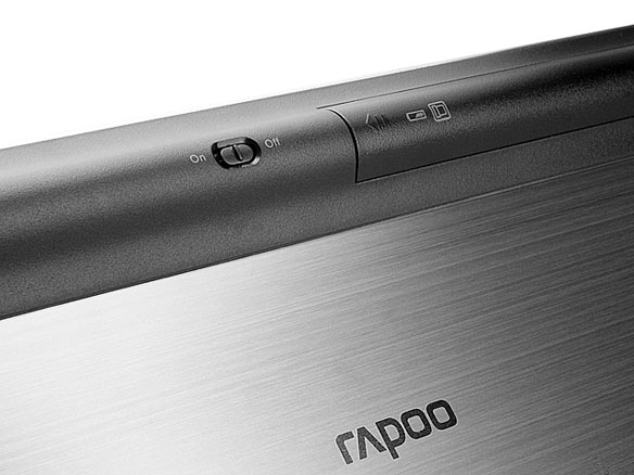 Rapoo E9080 Wireless Ultra-Slim Keyboard