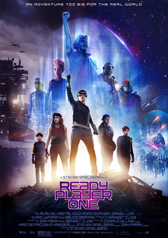 Ready Player One: Dreamer Trailer