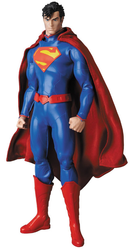 Real Action Heroes RAH DC New 52 Superman